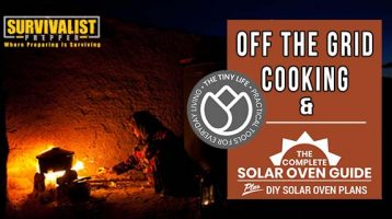 Grid Down Cooking Options and Considerations for Preppers