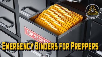 Creating Emergency Binders for Preppers