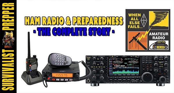 ham radio tutorials for preppers