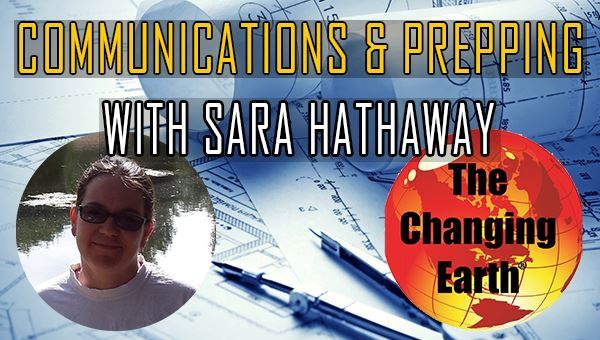 Communications and Prepping With Sara Hathaway