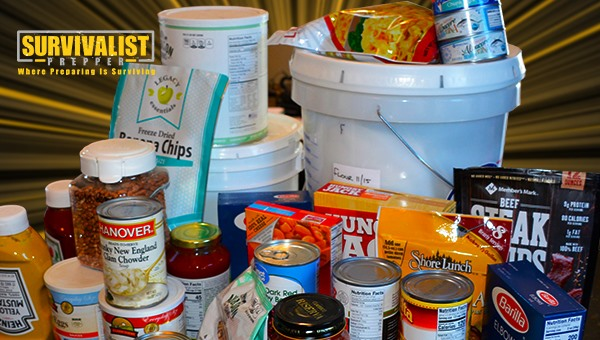 PREPPING FOOD STORAGE THE BEST SURVIVAL FOODS TO STOCKPILE