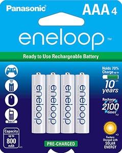 eneloop lsd batteries aa size